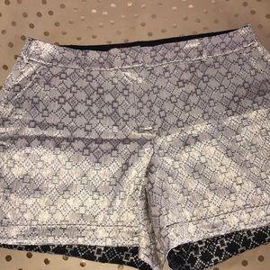 Gently used Lane Bryant shorts size 24